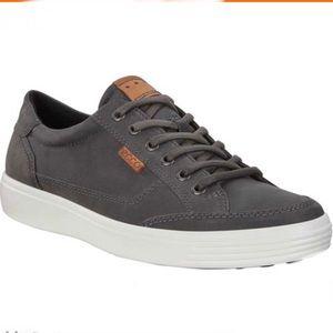 New Ecco soft 7 cognac sneakers size 9